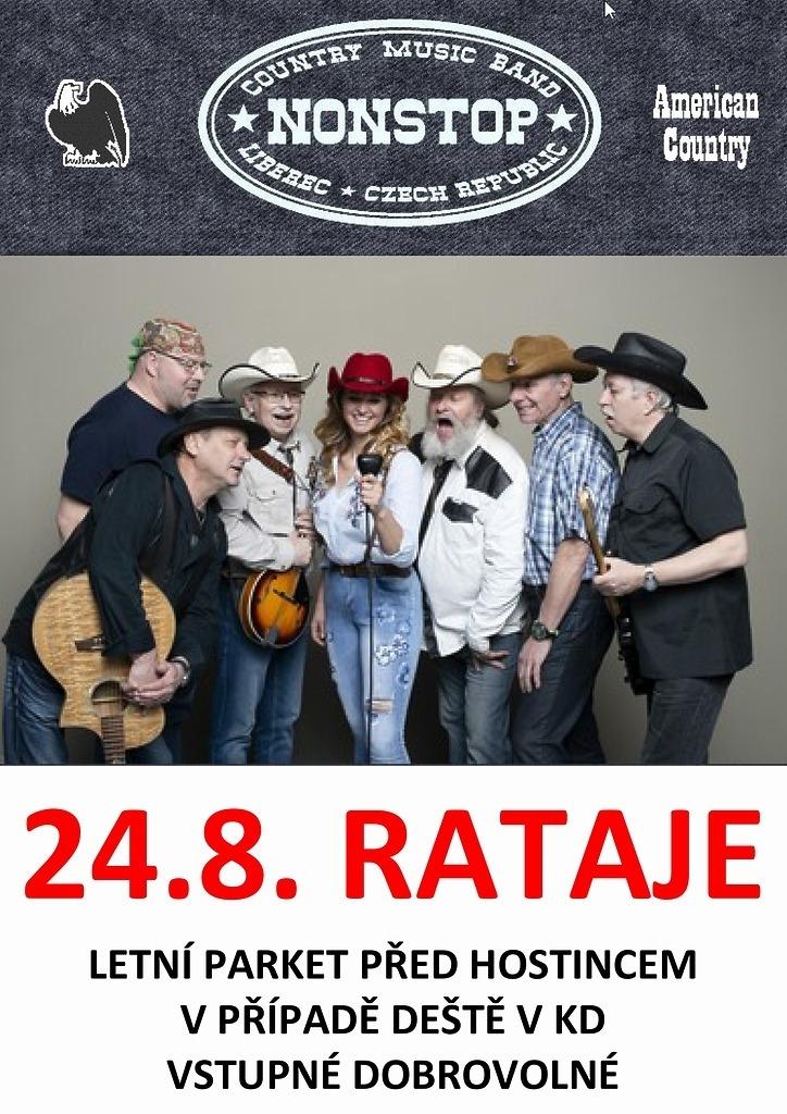 Country music band NONSTOP Liberec