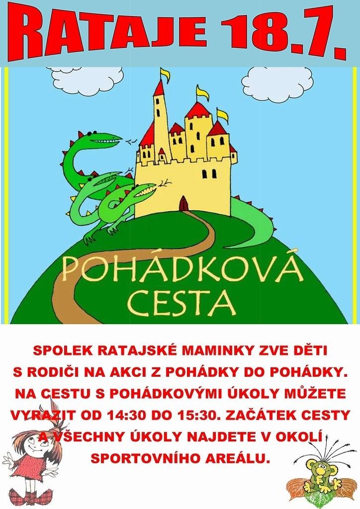Pohádková cesta 18.7.